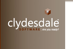 Clydesdale Software Logo